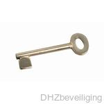Reset sleutel voor CQR overvalknop