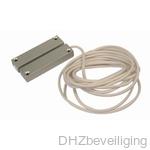 Elmdene aluminium opbouw magneetcontact 4HD-300-IN