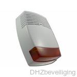 Aritech AS610 sirene met flitser