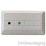 Sentrol koestische Glasbreuk detector 5812AE-W A van DHZbeveiliging.nl