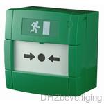 MCP3A handmelder groen