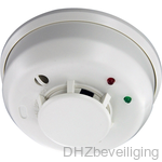 DF8M optische rookmelder draadloos met sirene