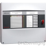 Notifier NFS 4 brandmeldcentrale