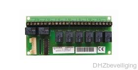 Scantronic 08600EUR-00 relaiskaart