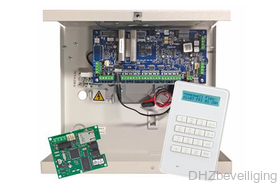 Galaxy FLEX 3-20 alarmsysteem met MK8 en IP module metalen behuizing