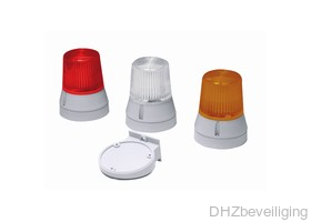 RBL-5 flitslamp wit alarmsysteem