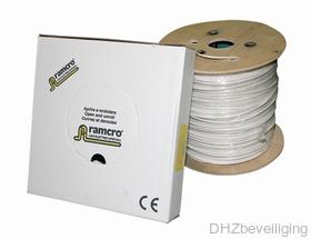 Alarm kabel DHZbeveiliging