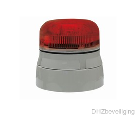 Hilclaire flitser ROOD