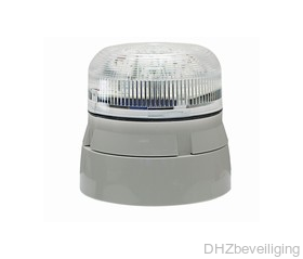 Hilclaire flitslamp WIT