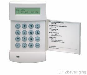 Galaxy MK7 LCD Codebediendeel