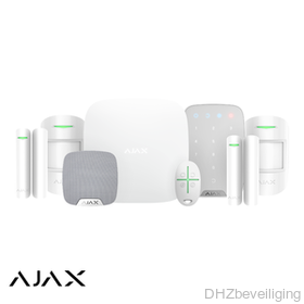 AJAX HUB kit de luxe wit
