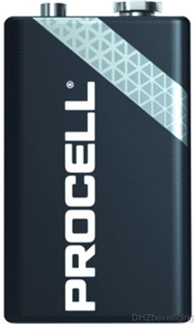 Procell 9 Volt