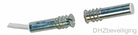 Alarmtech MC-240 magneetcontact met schroefkraag